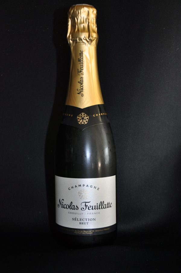 demi bouteille champagne